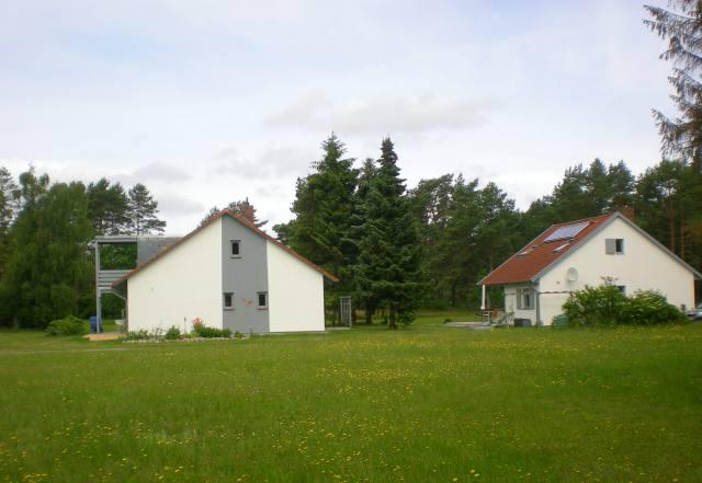 Häuser Waldwiese und Birkengrün